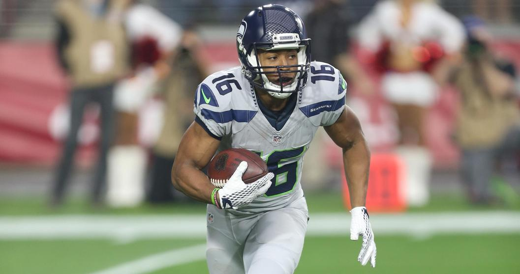 pretty nice f3021 7f795 The Tyler Lockett Ascension | Dirty Water Media