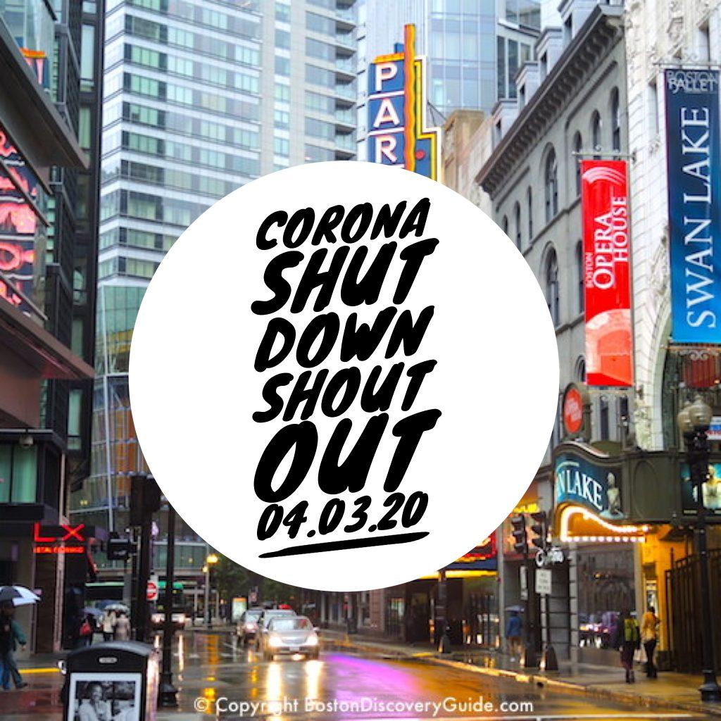 Shut Down Corona